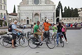 City Bike Tour in Florence