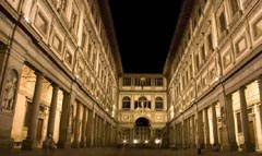 Uffizi Gallery Tour in Russian
