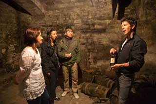 Tuscany Wine Trail - Cellar tour