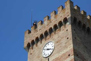 Tuscany Wine Trail - Tower